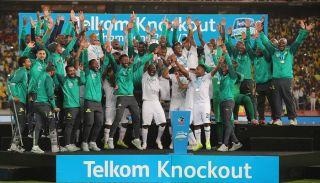 Mamelodi Sundowns winners of the 2019 Telkom Knockout