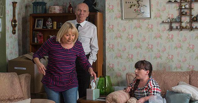 Les Coker, Pam Coker, Donna