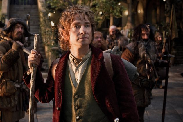 TV tonight The Hobbit: An Unexpected Journey