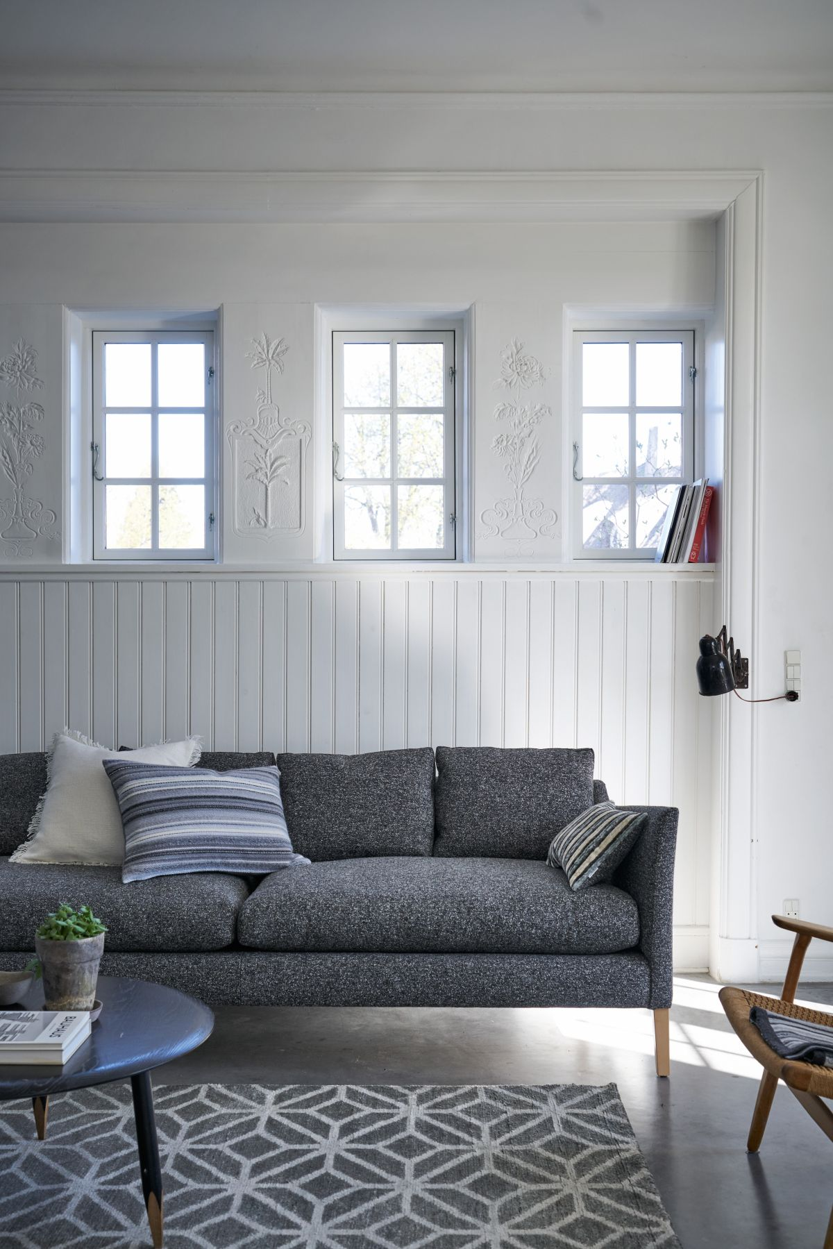Grey living rooms: 22 gorgeous ideas to inspire your scheme ...