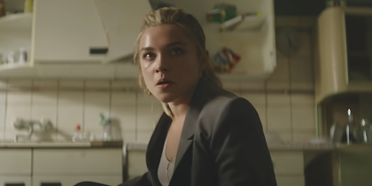 Yelena Belova in Black Widow.
