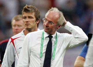 Soccer – David Beckham Filers
