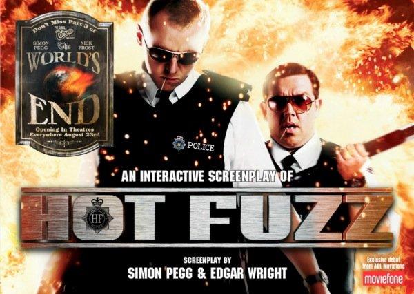 Hot Fuzz Script