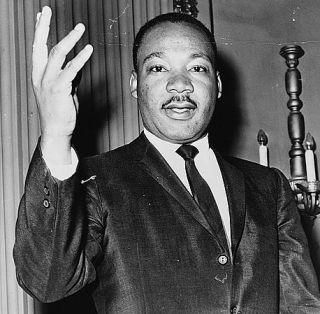 Martin Luther King, Jr., MLK Jr.