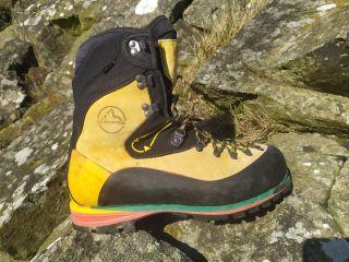 La Sportiva Nepal Evo boots