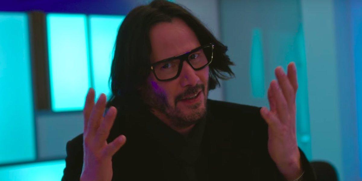Keanu Reeves as Keanu Reeves in Always Be My Maybe