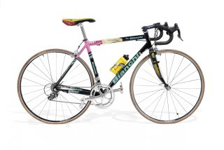 Marco Pantani's 2000 Tour de France Bianchi bike