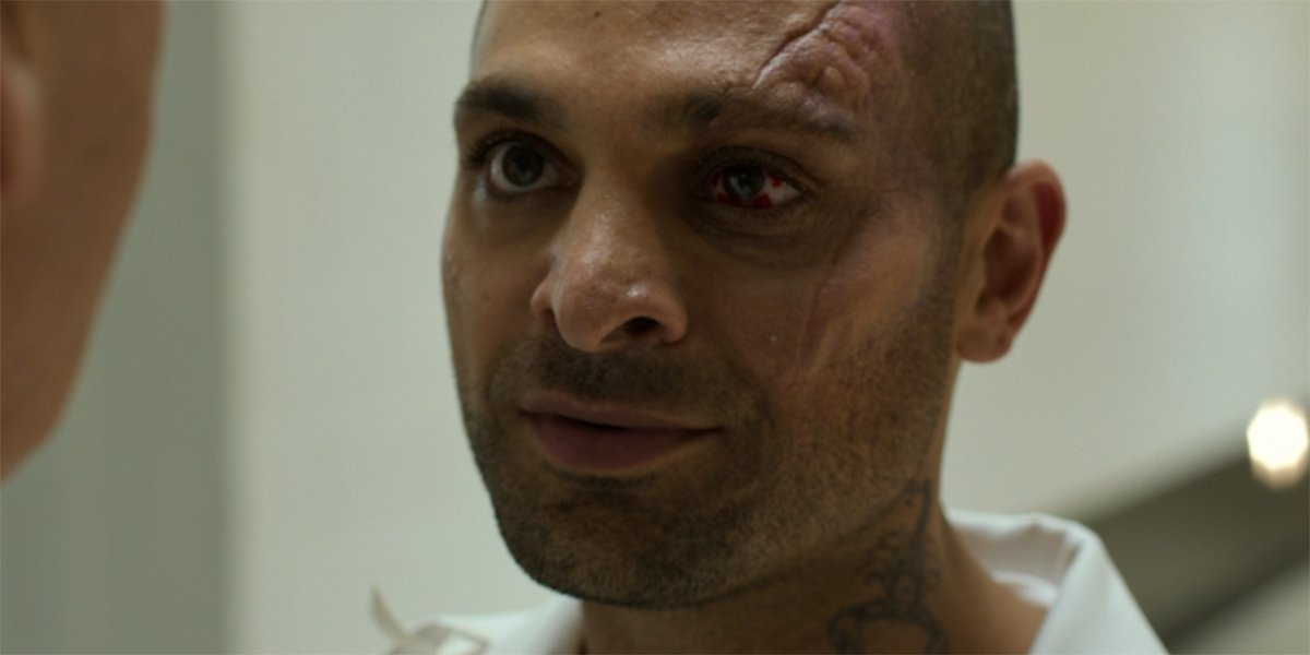 Michael Mando as Scorpion in Spider-Man: Far From Home