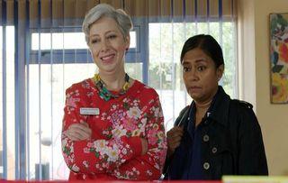 Doctors, Valerie Pitman, Ruhma Carter