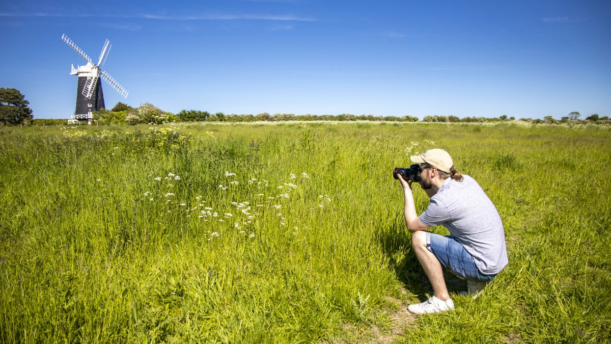 Landscape Photography Masterclass: Getting creative with depth of field