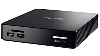 Shuttle Unveils XPC Nano NS02 Line of ARM-Based Digital Media Players