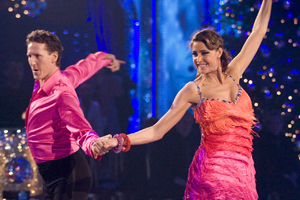 Strictly Come Dancing: Lisa finishes third!
