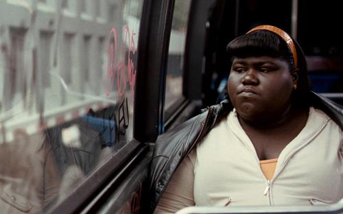 Precious - Gabourey Sidibe plays an unloved teenager in 1980s New York