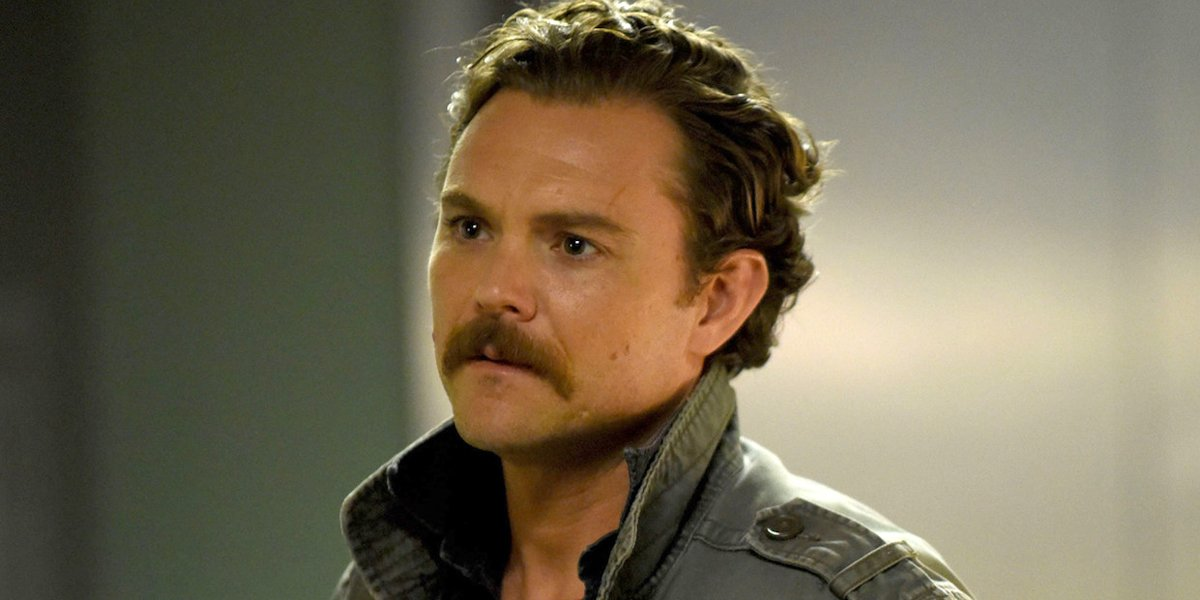Clayne Crawford in Lethal Weapon on Fox