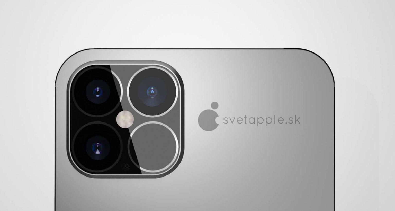 câmeras do iPhone 12 Pro