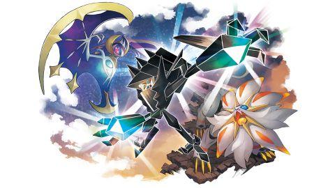 Nintendo 3ds Pokemon Games : Pokemon ultra sun and ultra moon review u ca wonderful final hurrah