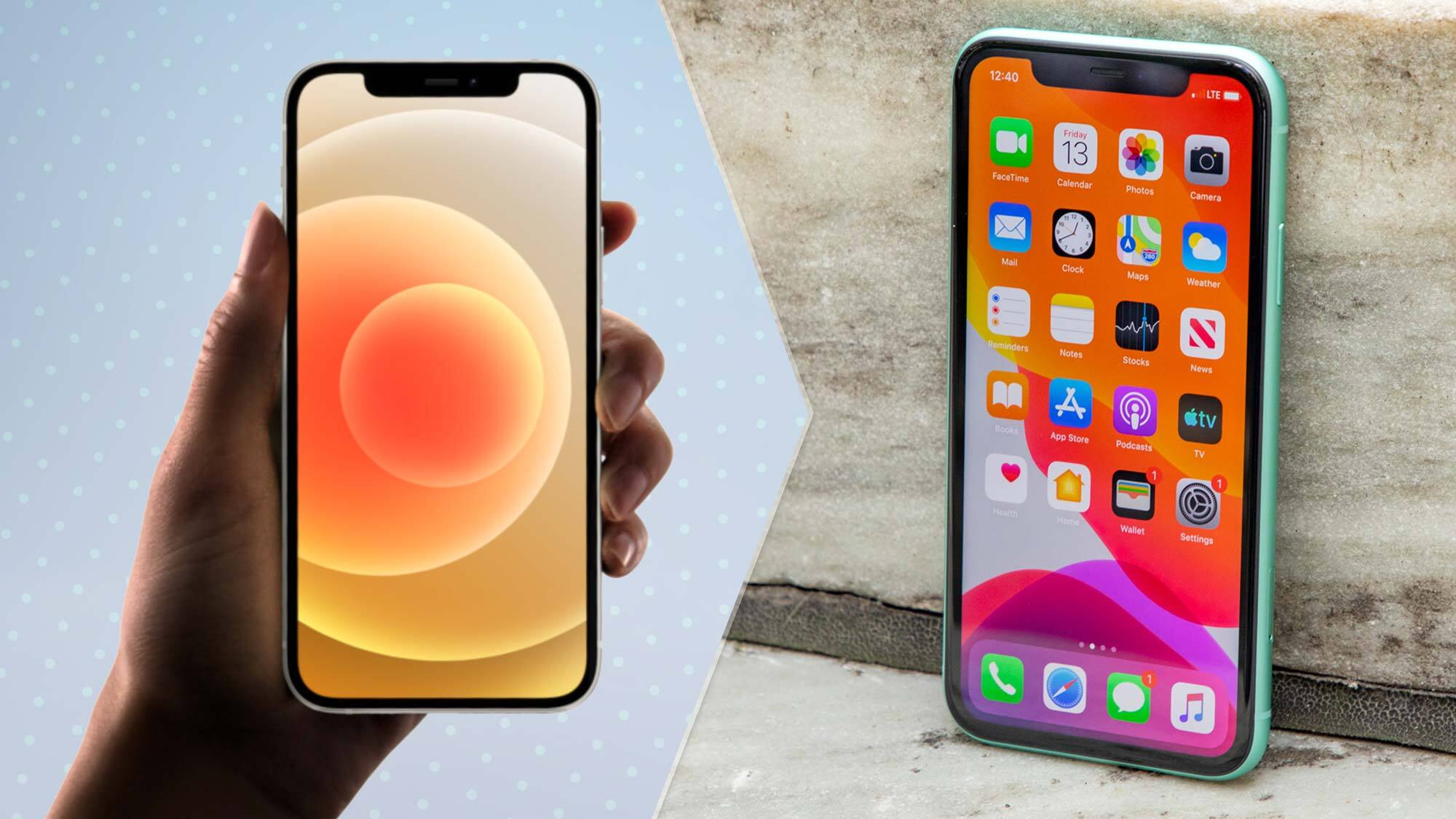Iphone 12 Vs Iphone 11 The Biggest Changes Tom S Guide