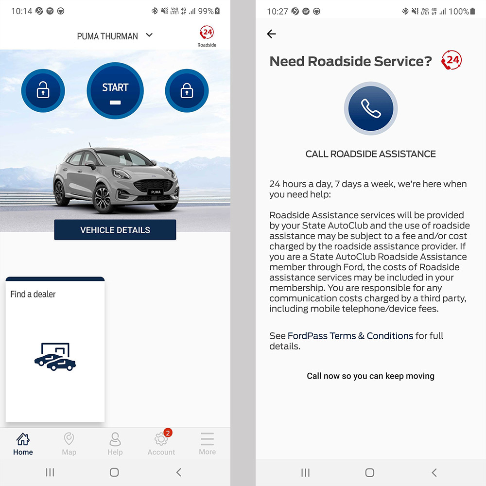 FordPass on Android