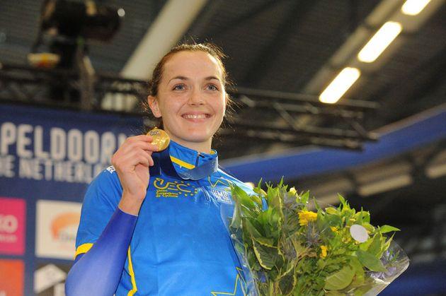 Victoria Pendleton wins keirin, European track champs 2011