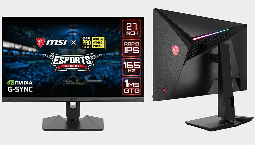 This 27-inch monitor checks all the right boxes for esports and is on sale for $355
