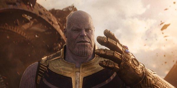 Thanos (Josh Brolin) Avengers: Infinity War