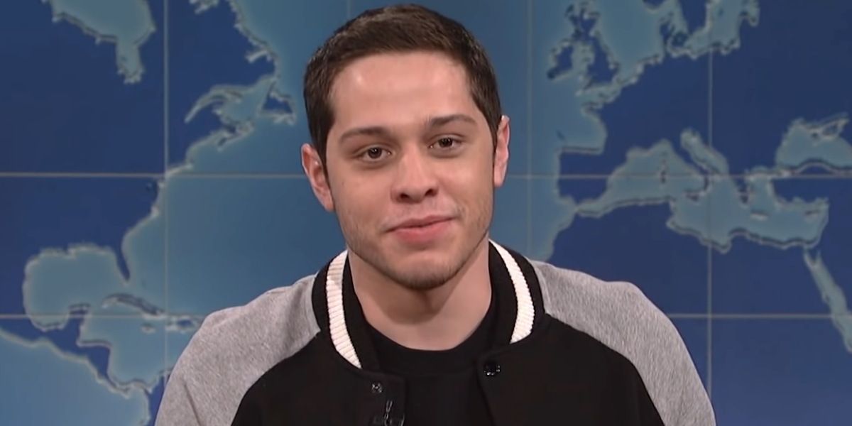 SNL's Pete Davidson Shares Candid Thoughts On His Romantic Approach With Women