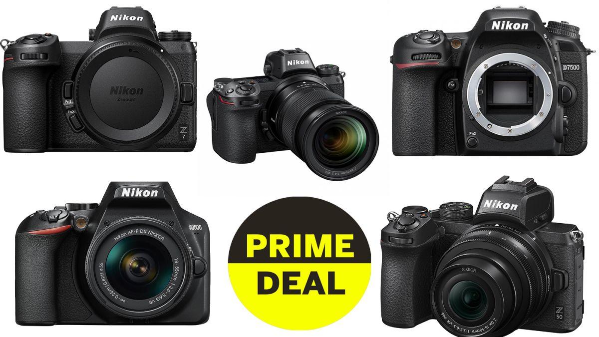 Amazon Australia offers deep discounts on Nikon cameras for Prime Day 2021