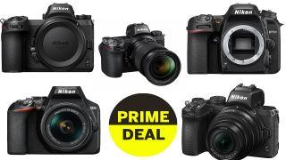 Nikon camera Prime Day deals