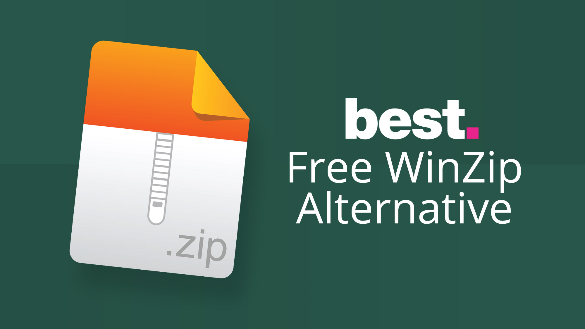 The Best Free Winzip Alternative 2021 Techradar