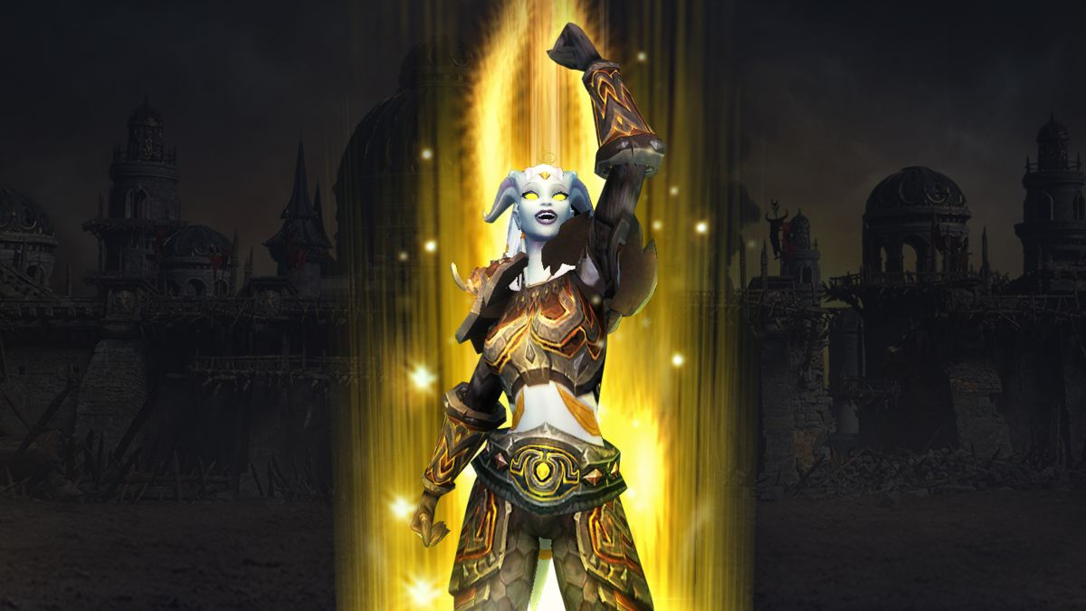 Some of World of Warcraft's lowest population servers will be merged starting this summer