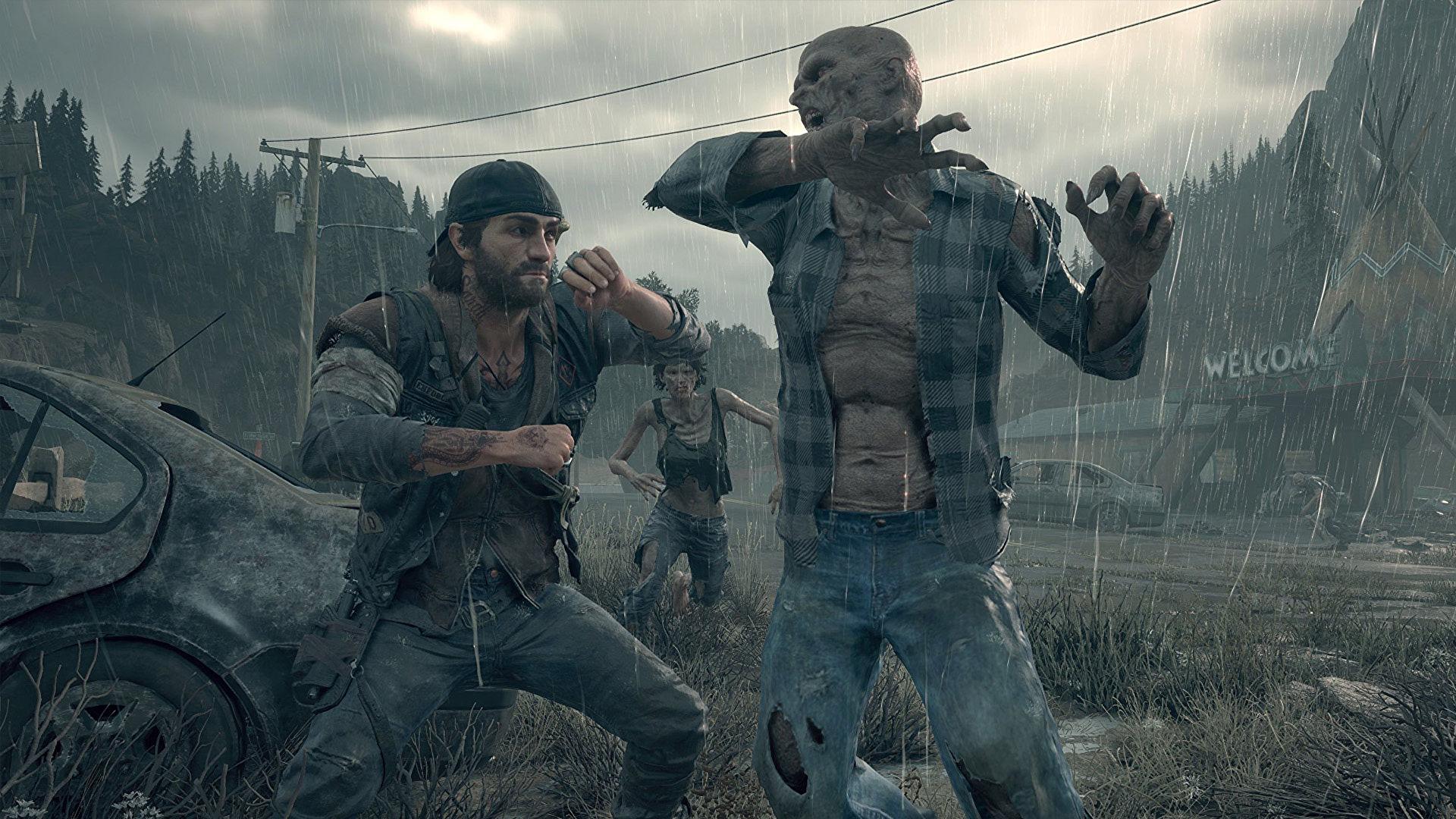 Games like Resident Evil - Days Gone