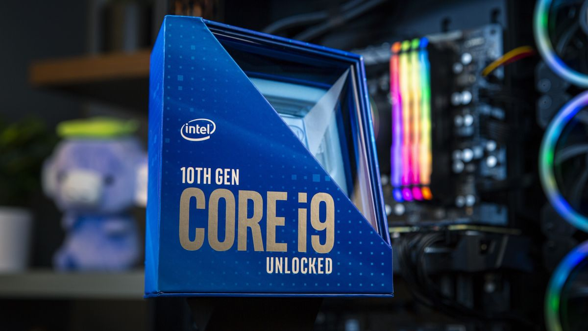 The Intel Core i9-10900K overclocks like a champion, according to latest leak