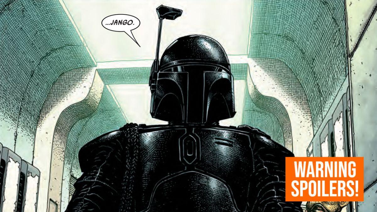 The untold story of Boba Fett & Han Solo's frozen body revealed in Star Wars: War of the Bounty Hunters opener - spoilers