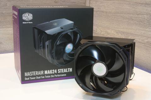 Cooler Master MasterAir MA624 Stealth