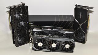 Nvidia RTX 3060 Ti, 3070, 3080 and 3090