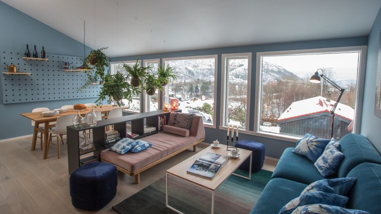 House in Norway by Oliver Heath Design