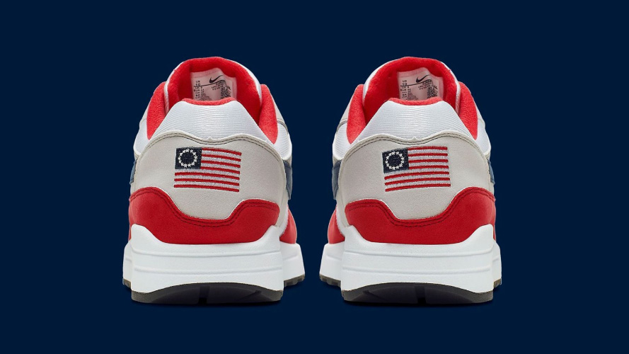 Nike pulls 'Betsy Ross flag' sneaker line following concerns about symbolism | Creative Bloq