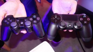 PS4 gamepad vs PS3 gamepad