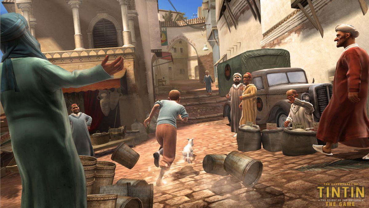 The Adventures of Tintin: The Game review | GamesRadar+