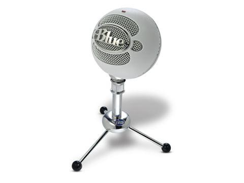 Blue Snowball USB Condenser Microphone