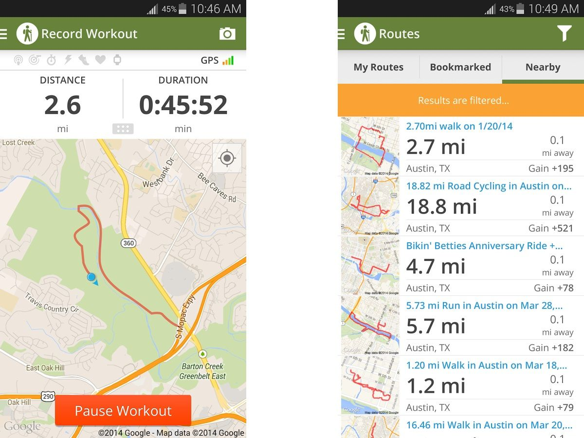 Best Hiking Apps - GPS and Trail Apps for iPhone and Android | Tom's