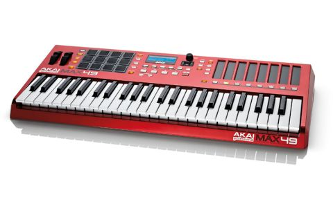 MAX49 is, as its name suggests, a four-octave controller keyboard with a huge range of control options