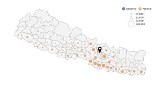 Nepal Mobile Map