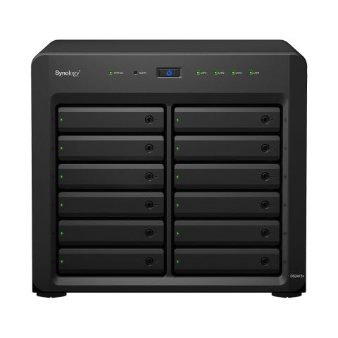 Synology Diskstation Ds2415 001