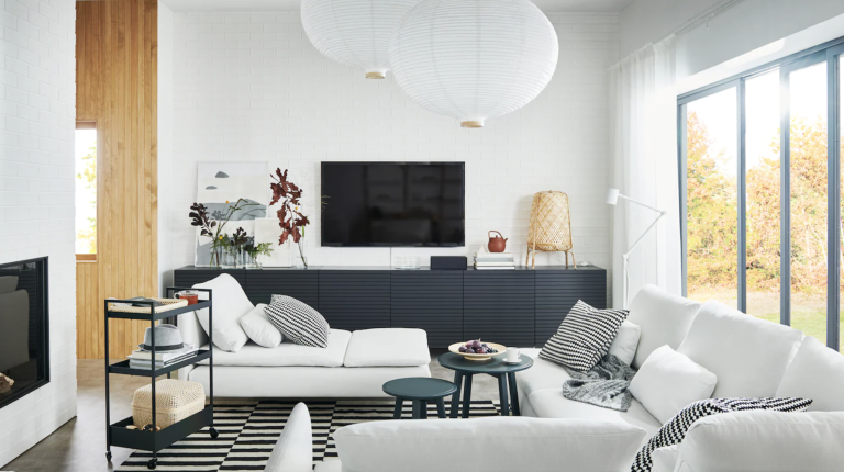 10 Living Room Tv Ideas To Cleverly Disguise Your Tech Real Homes
