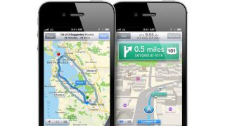 iOS Apple Maps