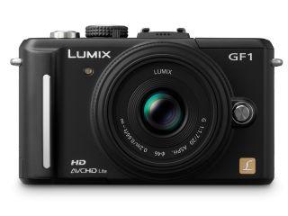 Panasonic Lumix DMC-GF1 - pretty