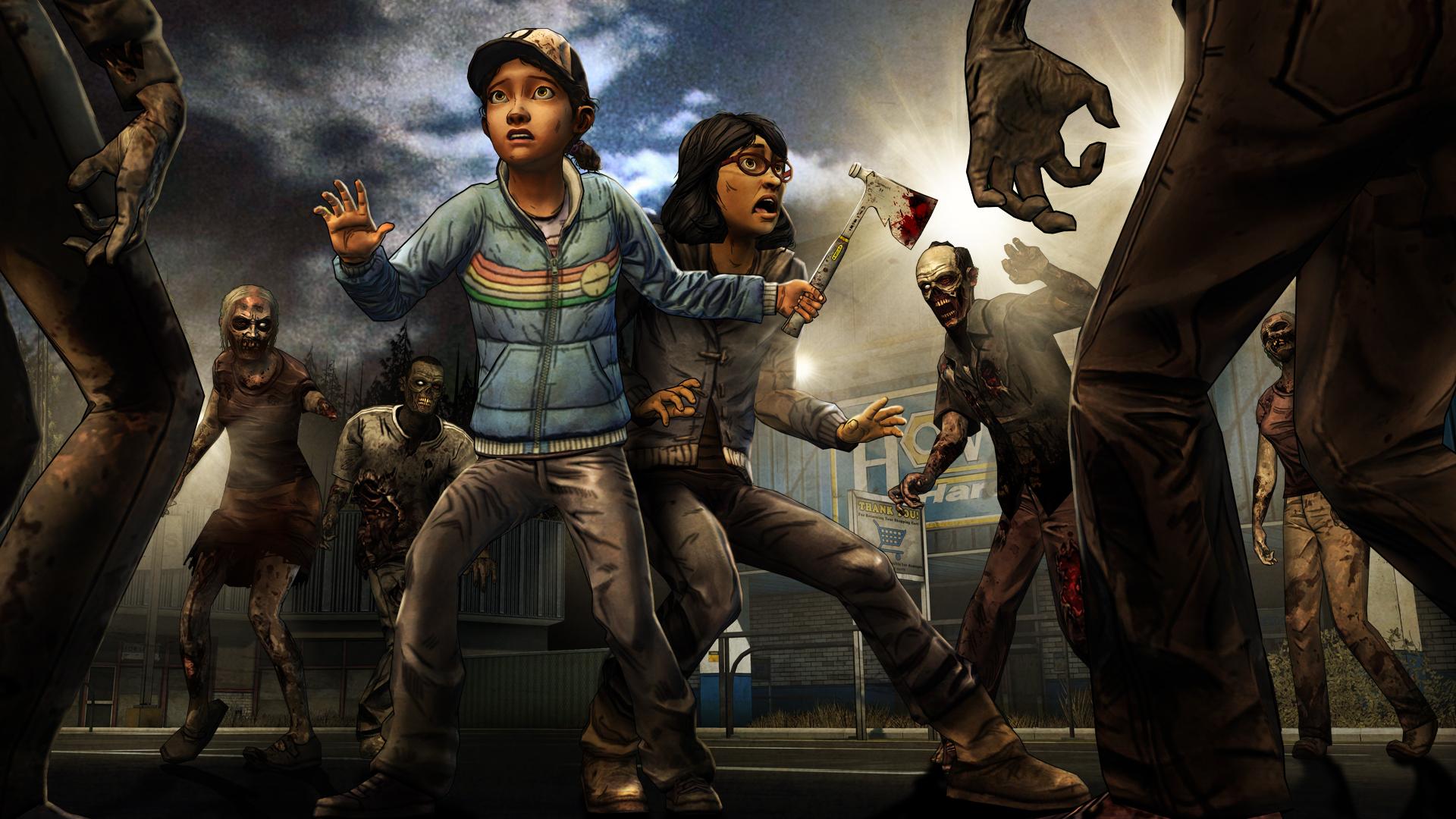Walking Dead Season 2 Review Gamesradar
