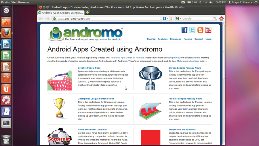 How to make Android apps with Andromo | TechRadar