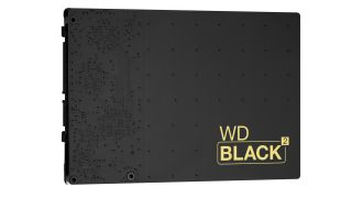 WD's new dual drive. Just don't say it's a hybrid